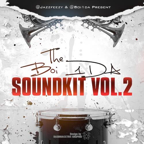 Jazzfeezy & Boi-1da's Soundkit